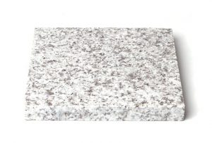 Checkered White Granite