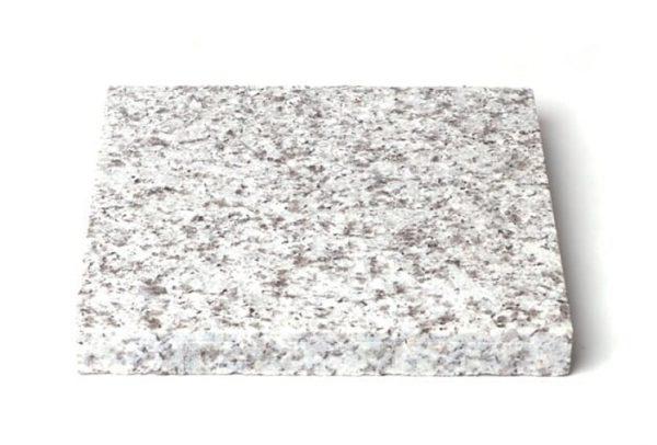 Checkered White Granite