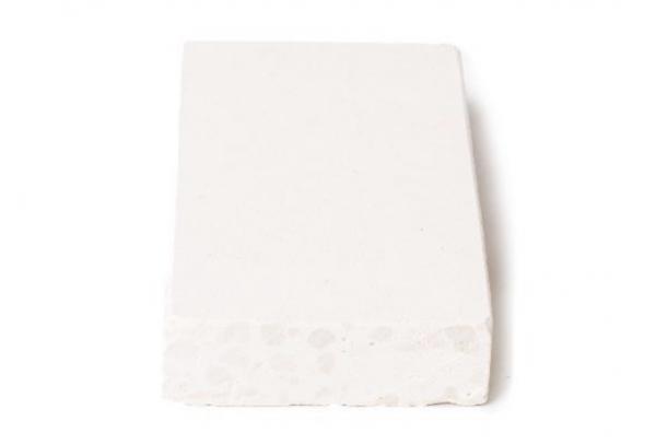 Wet cast stone